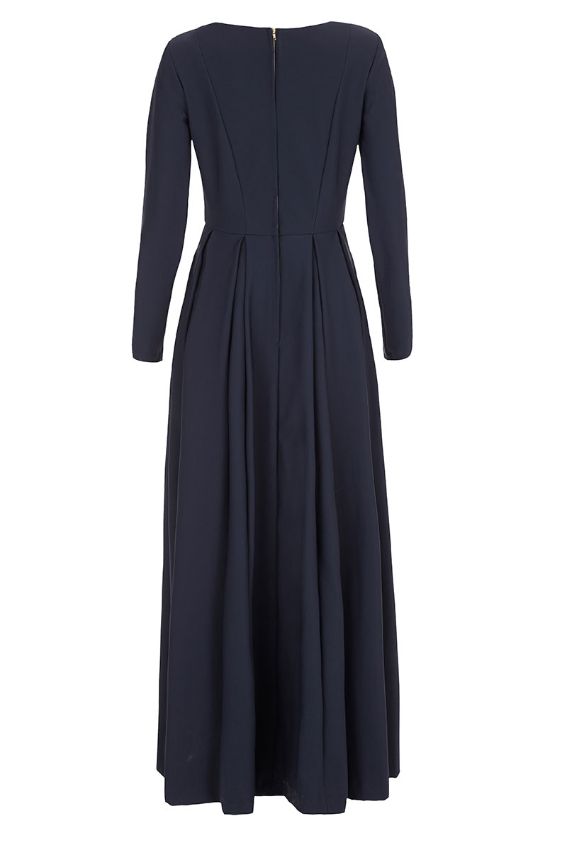 Diana-Kotb-Touring-Dress-Navy-02