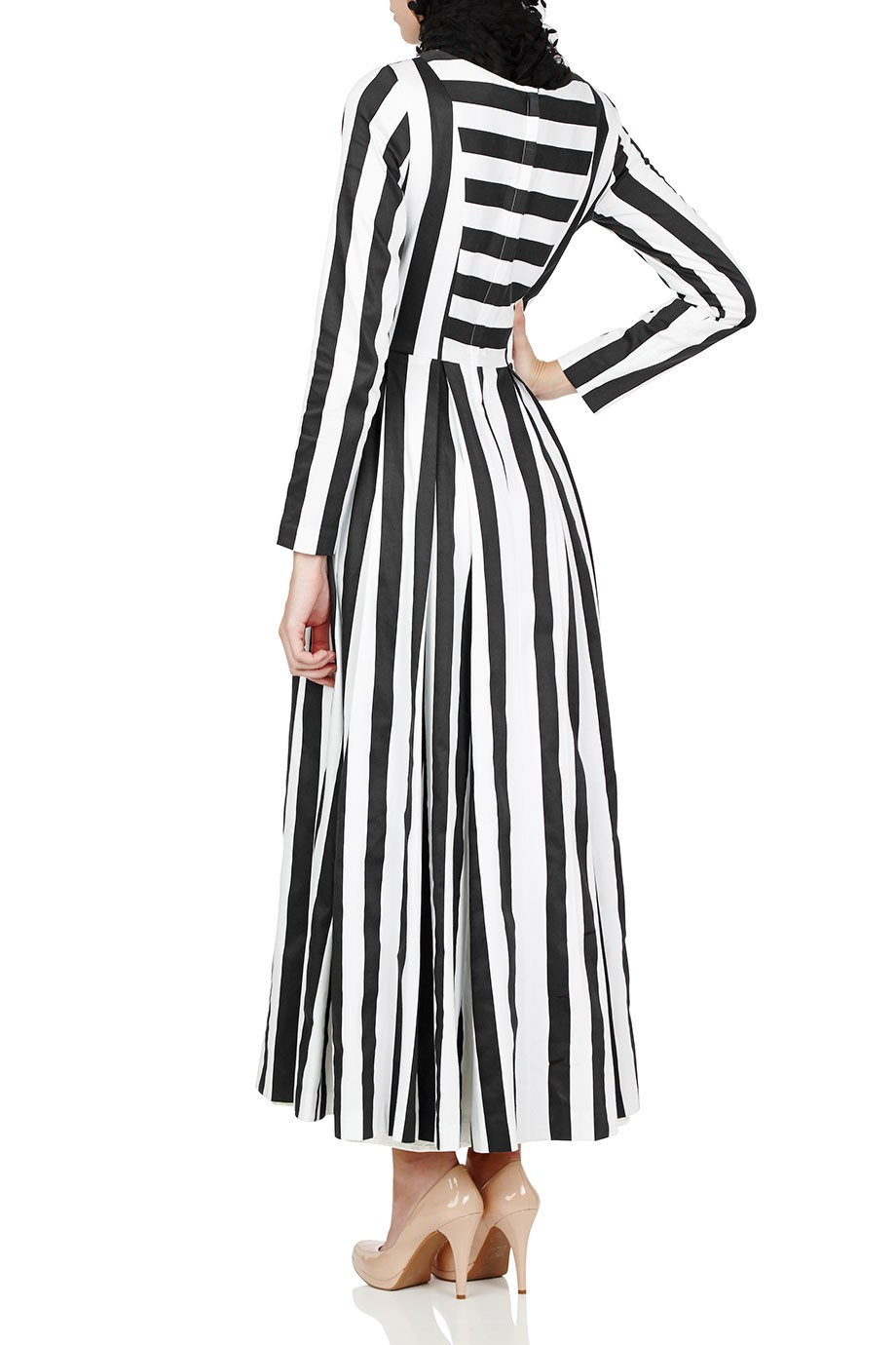 Diana-Kotb-Touring-Dress-Stripe-02