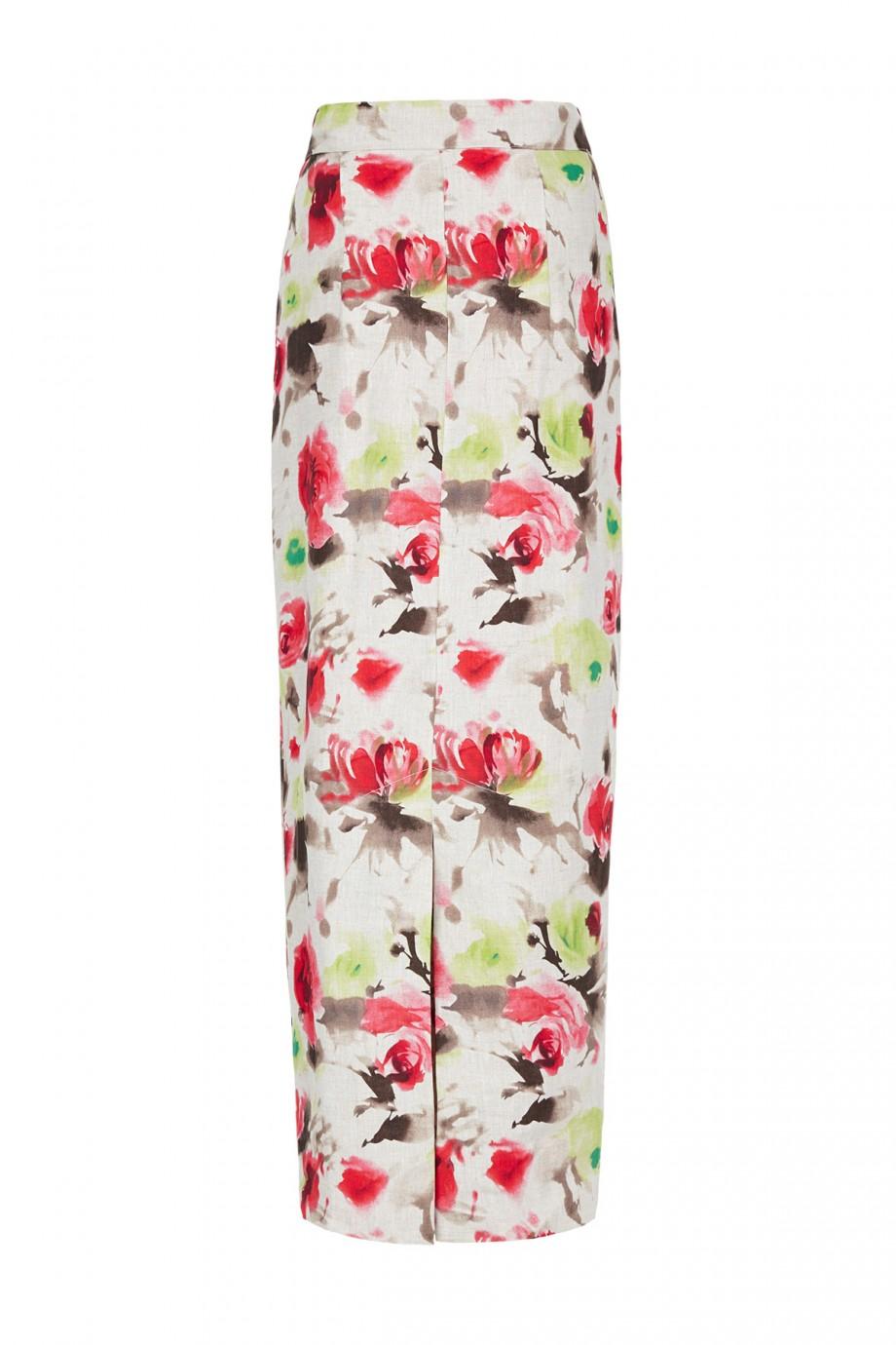 Ruins-skirt-floral-back