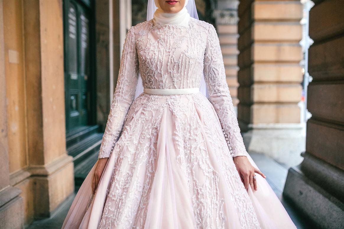 Diana Kotb Bridal 5