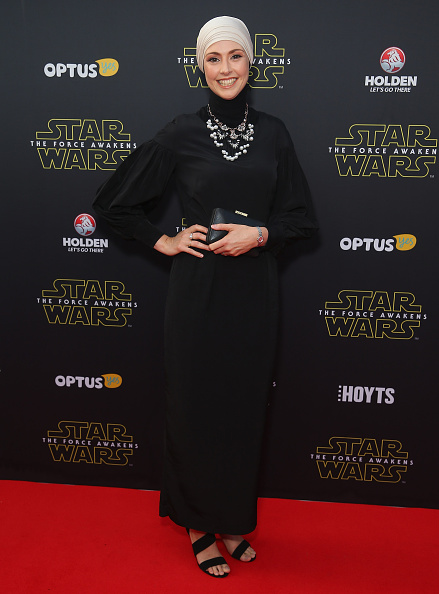 'Star Wars: The Force Awakens' Australian Premiere - Arrivals