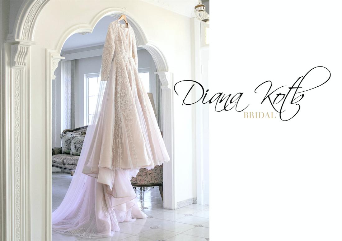 Diana Kotb Bridal